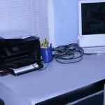 Desk - after